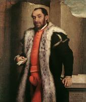 Джованни Баттиста Морони. Новагеро