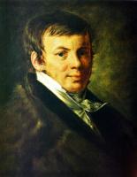 Василий Андреевич Тропинин. Портрет Василия Степановича Энева
