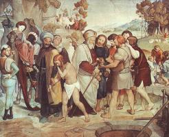 Иоганн Фридрих Овербек. Хосе и его братья