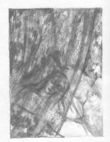 Наталья Сергеевна Гончарова. Сон (эскиз иллюстрации к поэме М. Цветаевой «Молодец»)