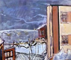 Макс Вебер. Зима