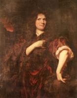 Николас Мас. Портрет графа Рочестера