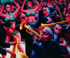 Арчибальд Джон Мотли. Hot Rhythm