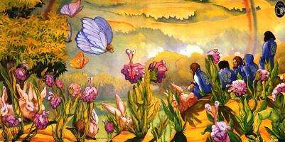 Джо Юско. Цветы