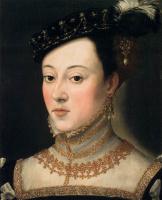 Джузеппе Арчимбольдо. Портрет дочери Фердинанда I