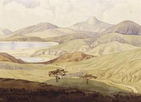 Максимилиан Александрович Волошин. Мои долины лукоморья, мои полынные холмы. 1927