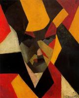 Рене Магритт. Автопортрет