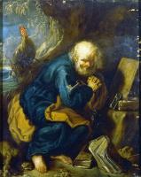 Симон де Вос. Апостол Петр