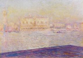 Дворец Дожей, вид с Сан-Джорджо Маджоре