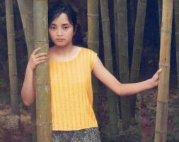 Хан-Ву Шен. Девушка в желтом
