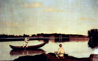Григорий Васильевич Сорока. Рыбак