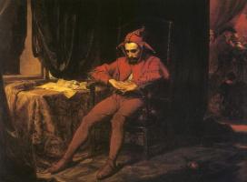 Ян Матейко. Станчик