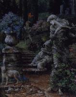 Джеймс Кристенсен. Прекрасный старый сад