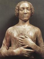 Андреа дель Верроккьо. Женский портрет