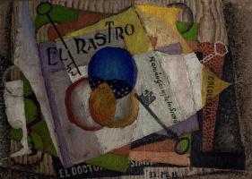 Diego Maria Rivera. El Rastro