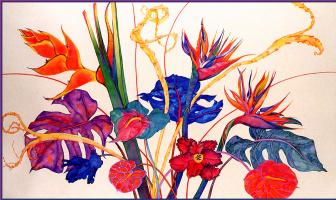 Сара Стил. Райские цветы
