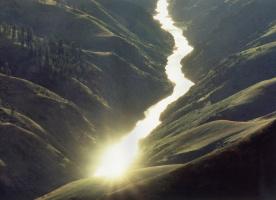 Чарльз Гурч. Река