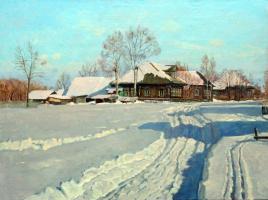 Николай Юрьевич Анохин. Деревня