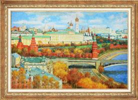 Igor Razzhivin. Моя золотая Москва