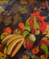 Дмитрий Александрович Мельников. Натюрморт с фруктами