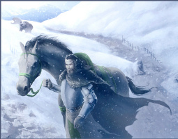 Джейсон Энгл. Рыцарь и конь