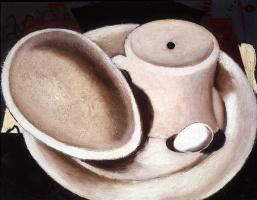 Джон Грэхем (Домбровский). Кофейная чашка