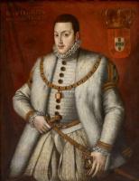 Софонисба Ангвиссола. Портрет инфанта Карлоса, сына Филиппа II Испанского и Марии Португальской