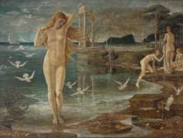 Walter Crane. Venus