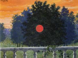 Rene Magritte. Banquet
