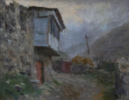 Александр Владимирович Кануков. Вечер в ауле Лац