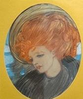 Елена Андреевна Киселева. Женский портрет