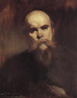 Эжен Каррьер. Писатель