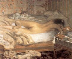 Pierre Bonnard. Siesta