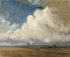 Фёдор Александрович Васильев. Грозовые облака