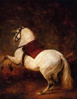 Диего Веласкес. Белый конь