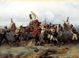 Bogdan Pavlovich Willewalde. The feat of cavalry regiment at the battle of Austerlitz