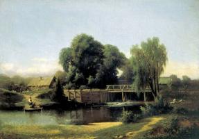 Lev Lvovich Kamenev. Dam