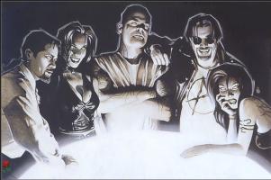 Грег Лоудон. Вампиры