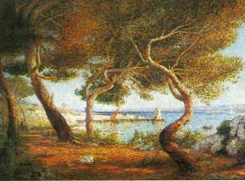 Франсис Пикабиа. Переплетение деревьев