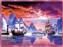 Стив Крисп. Корабли с запада