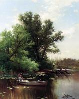 Альфред Томпсон Бричер. Старые деревья