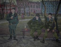 Dmitry Gusynin. In dismissal