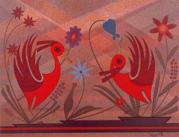 Елена Хардин. Птицы