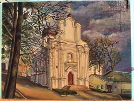 Жировический мужской монастырь
