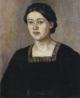 Vasily Ivanovich Surikov. Portrait Of A. A. Bobrinskoy
