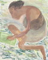 Gertjan Buijs. Charlotte, the painter