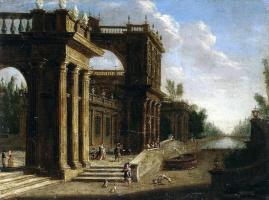 Ян Петерс. Архитектурный пейзаж