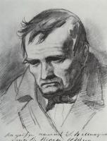Василий Григорьевич Перов. Печальный отец