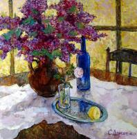 "Svetlana Sergeevna Doroshenko. ""The large window"""