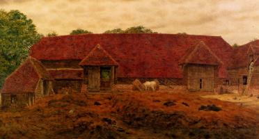 Джордж Прайс Бойс. Красная крыша